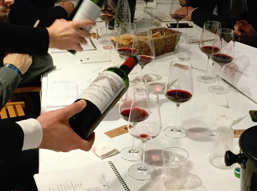 Bordeaux in Barolo