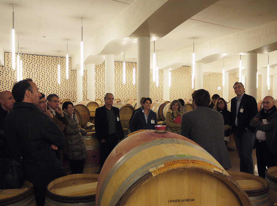 Rioja in Bordeaux