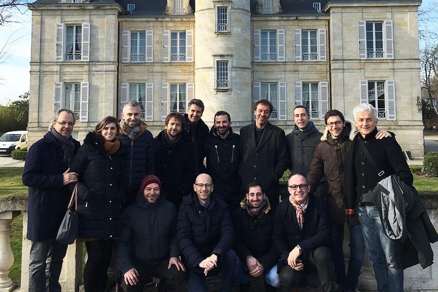 Barolo in Bordeaux