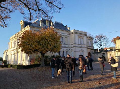Priorat-Montsant in Bordeaux