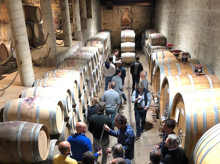 Bordeaux in Priorato and Montsant