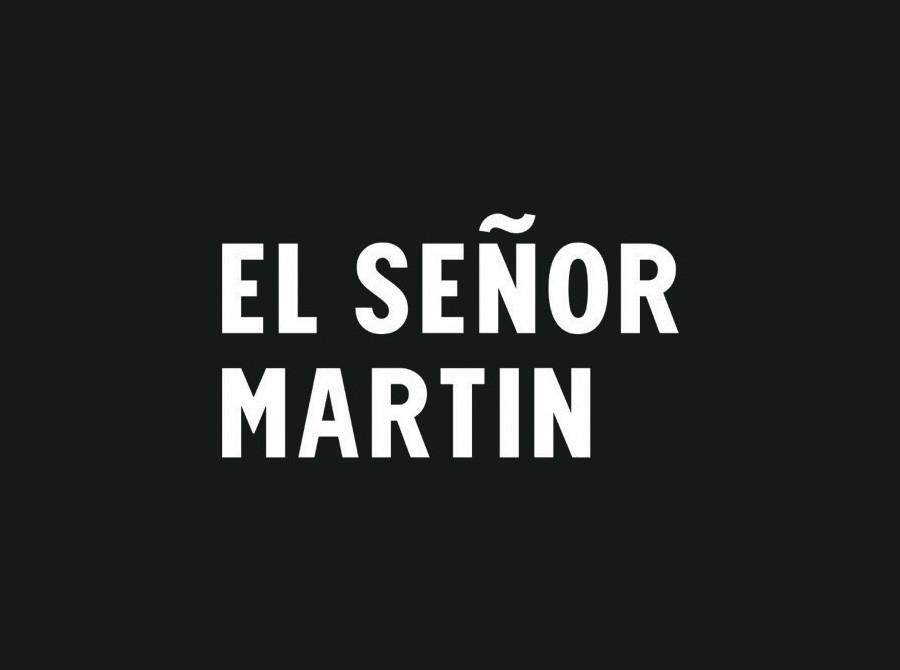 Señor Martín